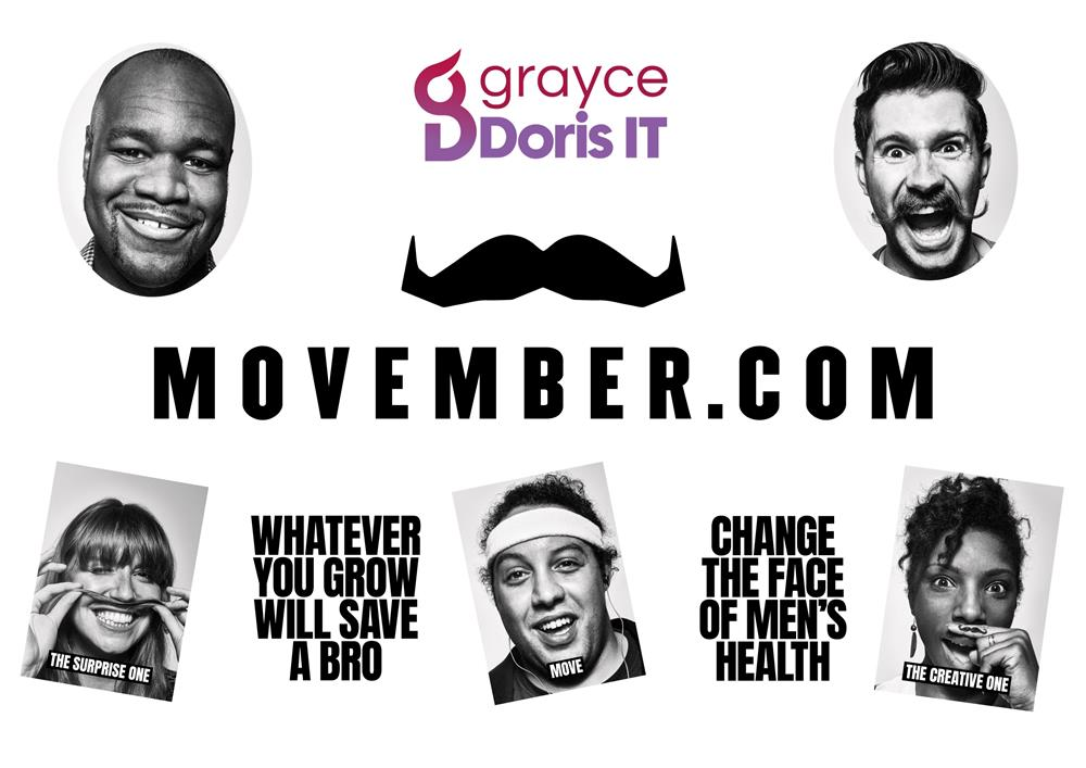 What Does Movember Mean to our Community?