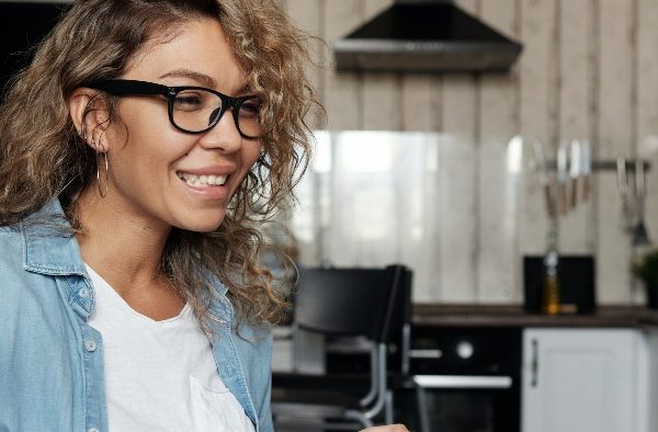 woman-smiling-wellbeing-at-work